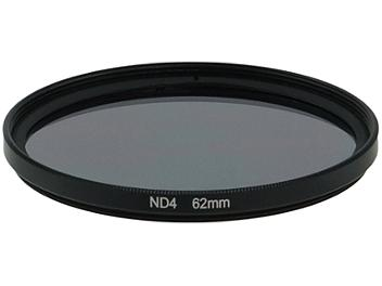 Globalmediapro Neutral Density ND4 Filter 62mm