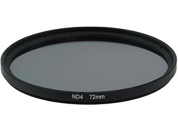Globalmediapro Neutral Density ND4 Filter 72mm