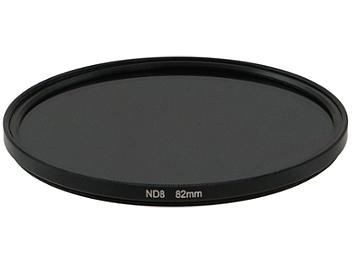 Globalmediapro Neutral Density ND8 Filter 82mm