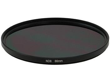 Globalmediapro Neutral Density ND8 Filter 86mm