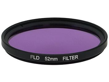 Globalmediapro Florescent Lighting Daylight (FLD) Filter 52mm