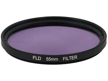 Globalmediapro Florescent Lighting Daylight (FLD) Filter 55mm