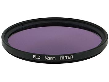Globalmediapro Florescent Lighting Daylight (FLD) Filter 62mm