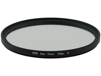 Globalmediapro Star Light 4 Point Cross Filter 72mm