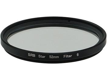 Globalmediapro Star Light 6 Point Cross Filter 52mm