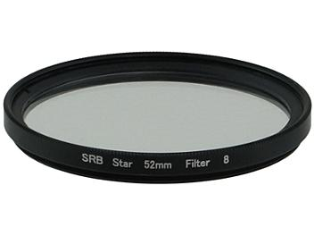 Globalmediapro Star Light 8 Point Cross Filter 52mm