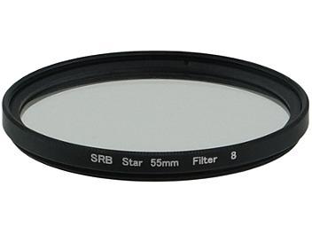 Globalmediapro Star Light 8 Point Cross Filter 55mm