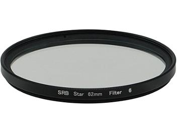 Globalmediapro Star Light 6 Point Cross Filter 62mm