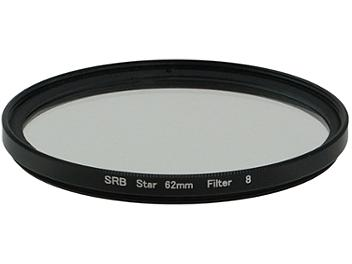 Globalmediapro Star Light 8 Point Cross Filter 62mm