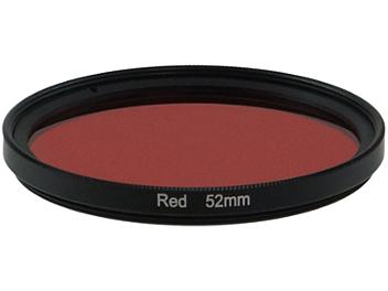 Globalmediapro Full Color Filter 52mm - Red