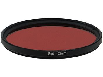 Globalmediapro Full Color Filter 62mm - Red