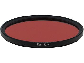 Globalmediapro Full Color Filter 72mm - Red