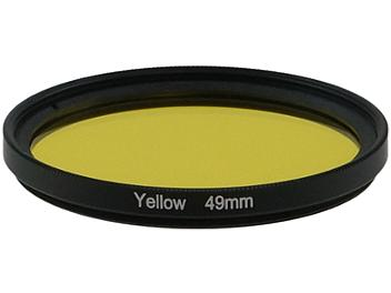 Globalmediapro Full Color Filter 49mm - Yellow