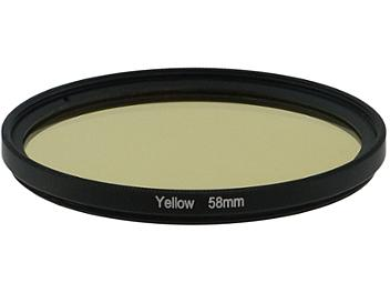 Globalmediapro Full Color Filter 58mm - Yellow
