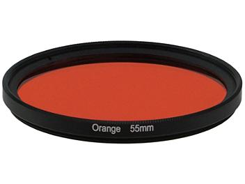 Globalmediapro Full Color Filter 55mm - Orange