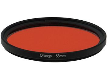 Globalmediapro Full Color Filter 58mm - Orange
