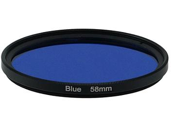 Globalmediapro Full Color Filter 58mm - Blue