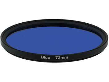 Globalmediapro Full Color Filter 72mm - Blue