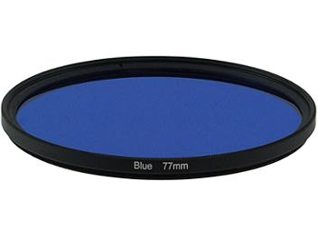 Globalmediapro Full Color Filter 77mm - Blue
