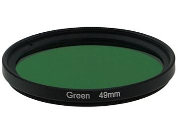 Globalmediapro Full Color Filter 49mm - Green