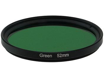 Globalmediapro Full Color Filter 52mm - Green