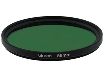 Globalmediapro Full Color Filter 58mm - Green
