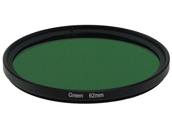 Globalmediapro Full Color Filter 62mm - Green