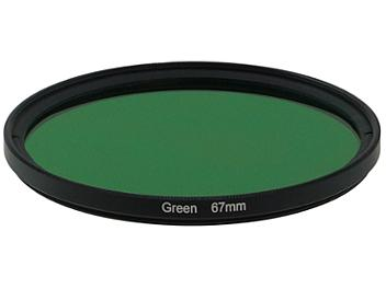 Globalmediapro Full Color Filter 67mm - Green