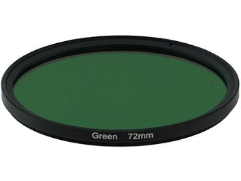 Globalmediapro Full Color Filter 72mm - Green