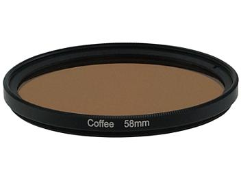 Globalmediapro Full Color Filter 58mm - Coffee