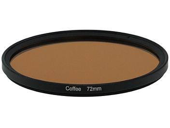 Globalmediapro Full Color Filter 72mm - Coffee