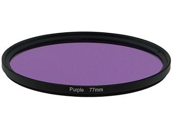 Globalmediapro Full Color Filter 77mm - Purple