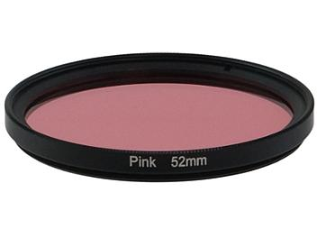 Globalmediapro Full Color Filter 52mm - Pink
