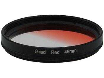 Globalmediapro Graduated Filter 49mm - Red