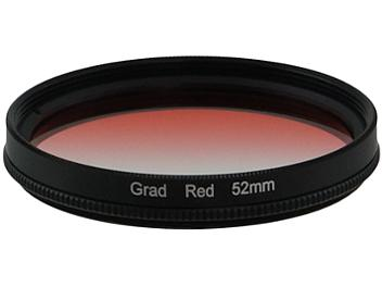 Globalmediapro Graduated Filter 52mm - Red