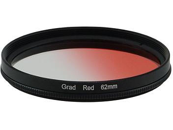 Globalmediapro Graduated Filter 62mm - Red
