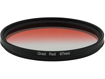 Globalmediapro Graduated Filter 67mm - Red