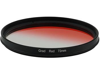 Globalmediapro Graduated Filter 72mm - Red