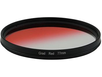 Globalmediapro Graduated Filter 77mm - Red