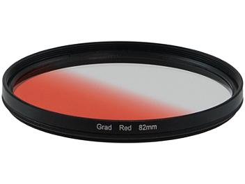 Globalmediapro Graduated Filter 82mm - Red