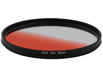 Globalmediapro Graduated Filter 86mm - Red