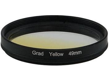 Globalmediapro Graduated Filter 49mm - Yellow