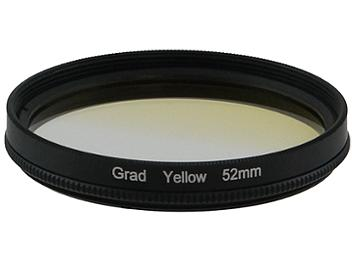 Globalmediapro Graduated Color Filter 52mm - Yellow