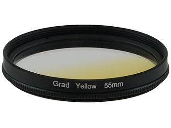 Globalmediapro Graduated Filter 55mm - Yellow