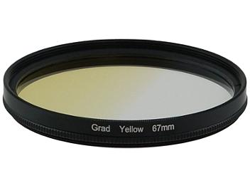 Globalmediapro Graduated Filter 67mm - Yellow