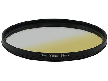 Globalmediapro Graduated Filter 86mm - Yellow