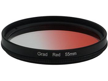 Globalmediapro Graduated Filter 55mm - Red