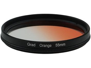 Globalmediapro Graduated Filter 55mm - Orange