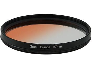 Globalmediapro Graduated Color Filter 67mm - Orange