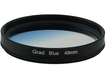 Globalmediapro Graduated Filter 49mm - Blue